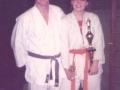 Steve Billett & Ann Billett (nee Regler)