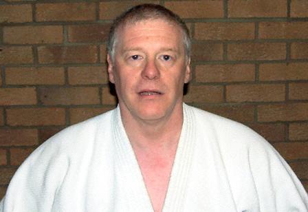 Stephen Billett 6th Dan Tomiki