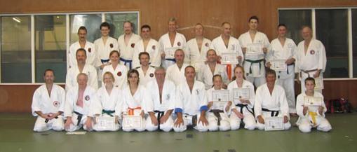 Koryu Dai Go Course 2005