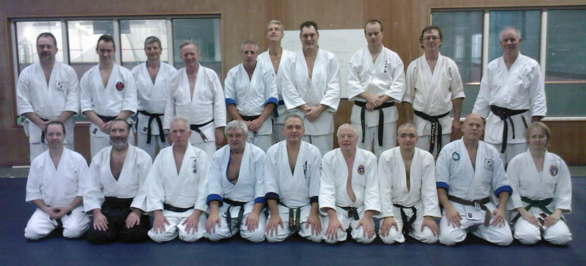 2008 Koryu Dai San Course with Shaun Hoddy